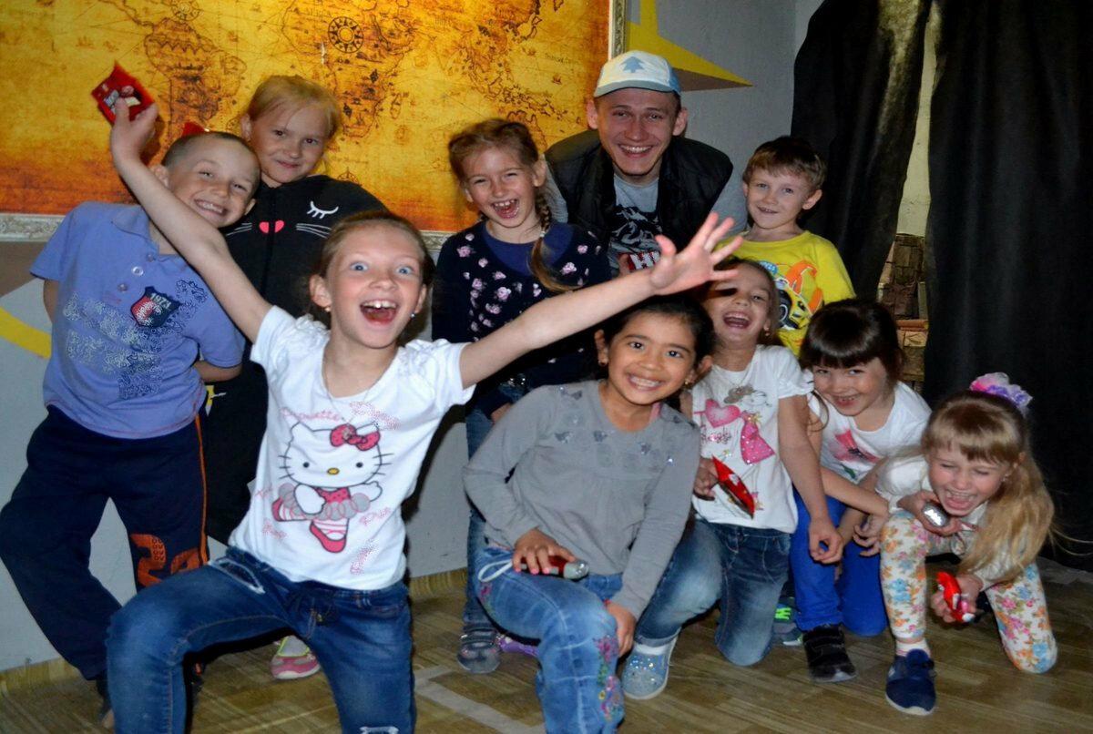 Квест Гравити Фолз для детей в СПб   Братья Гримм - заказать